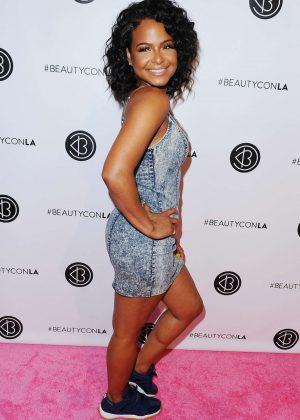 Christina Milian: 5th Annual Beautycon Festival LA -22