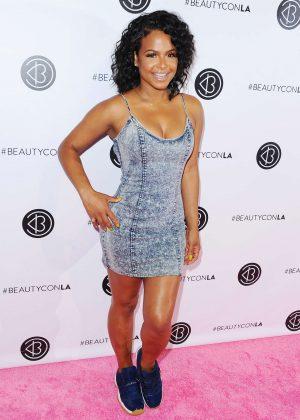 Christina Milian: 5th Annual Beautycon Festival LA -27