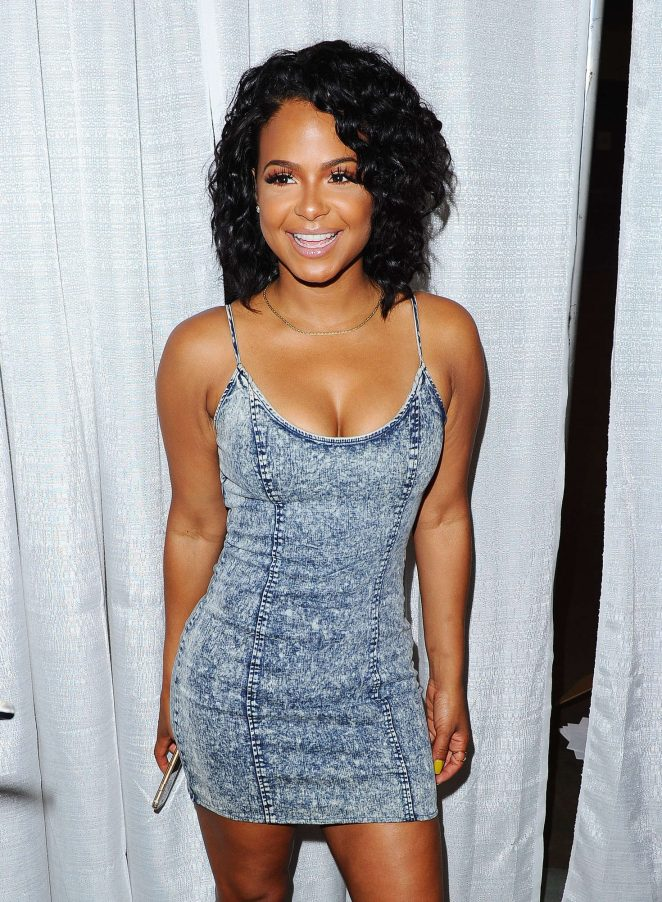 Christina Milian - 5th Annual Beautycon Festival LA in Los Angeles
