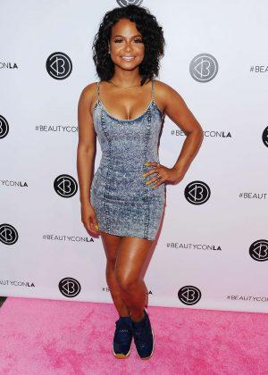 Christina Milian: 5th Annual Beautycon Festival LA -32