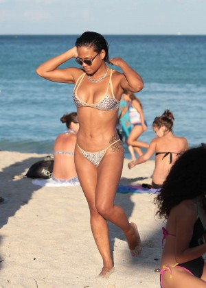 Christina Milian in Bikini -40