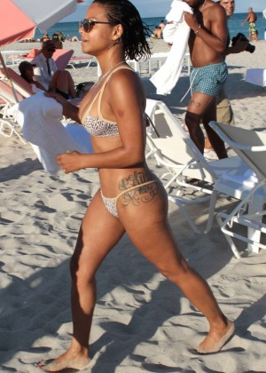Christina Milian in Bikini -63
