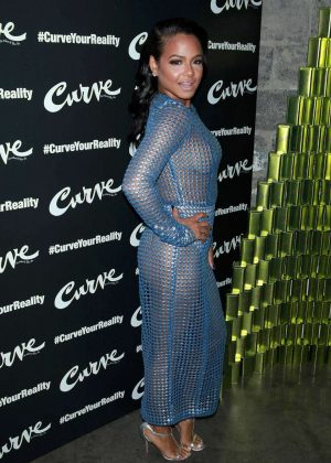 Christina Milian - CurveYourReality Launch Event in New York
