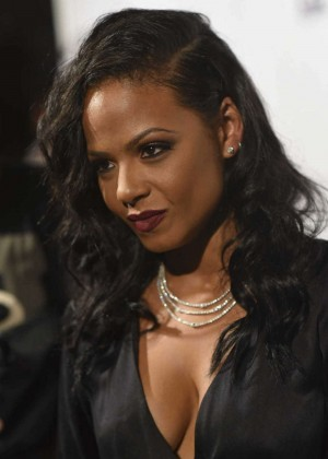 Christina Milian - Diddy and Friends #FINNAGETLOOSE MTV VMA After Party in LA