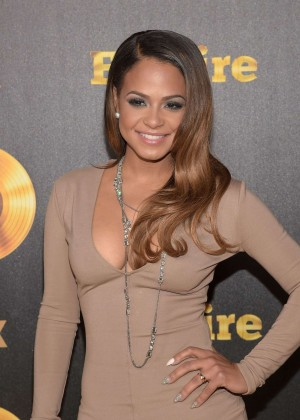Christina Milian - Empire Premiere Event in Hollywood