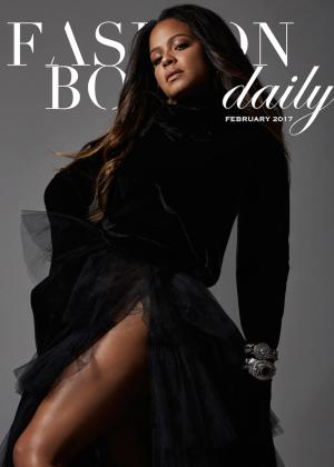 Christina Milian - Fashion Bomb Daily Photoshoot 2017
