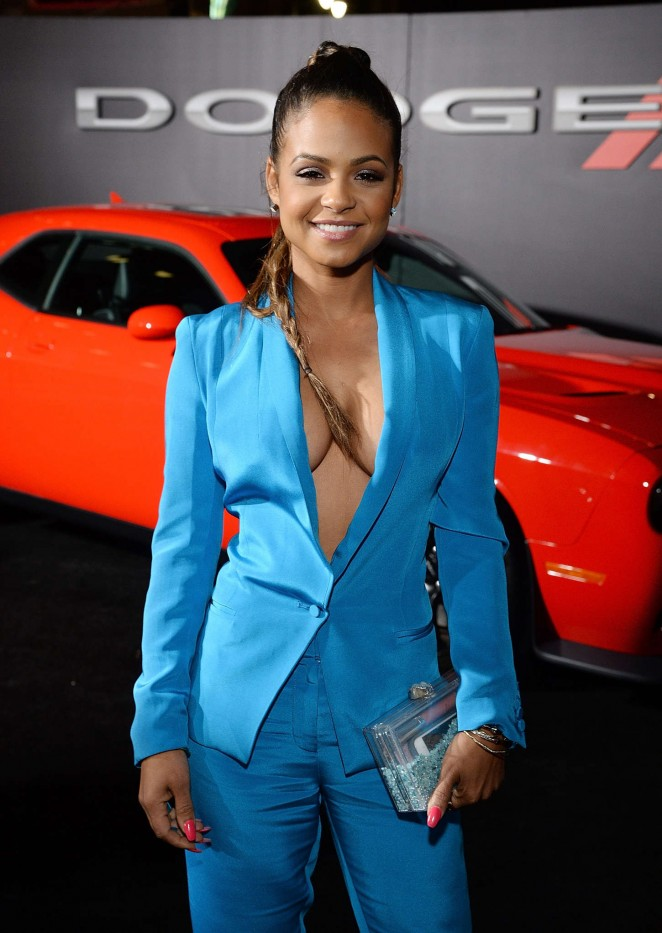 "Christina Milian - ""Focus"" Premiere in Los Angeles"