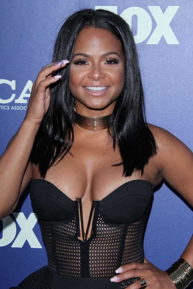 Christina Milian - FOX 2016 Summer TCA All-Star Party in West Hollywood