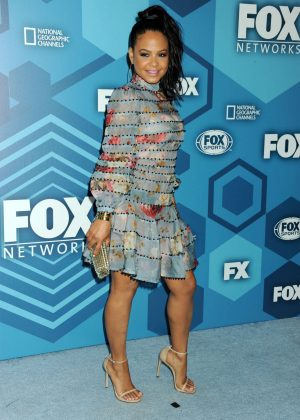 Christina Milian - Fox Network 2016 Upfront Presentation in New York