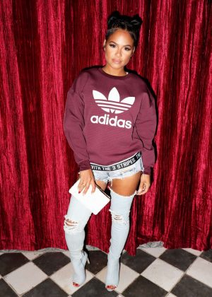 Christina Milian - Galore Magazine's Young Hot Hollywood Party in LA