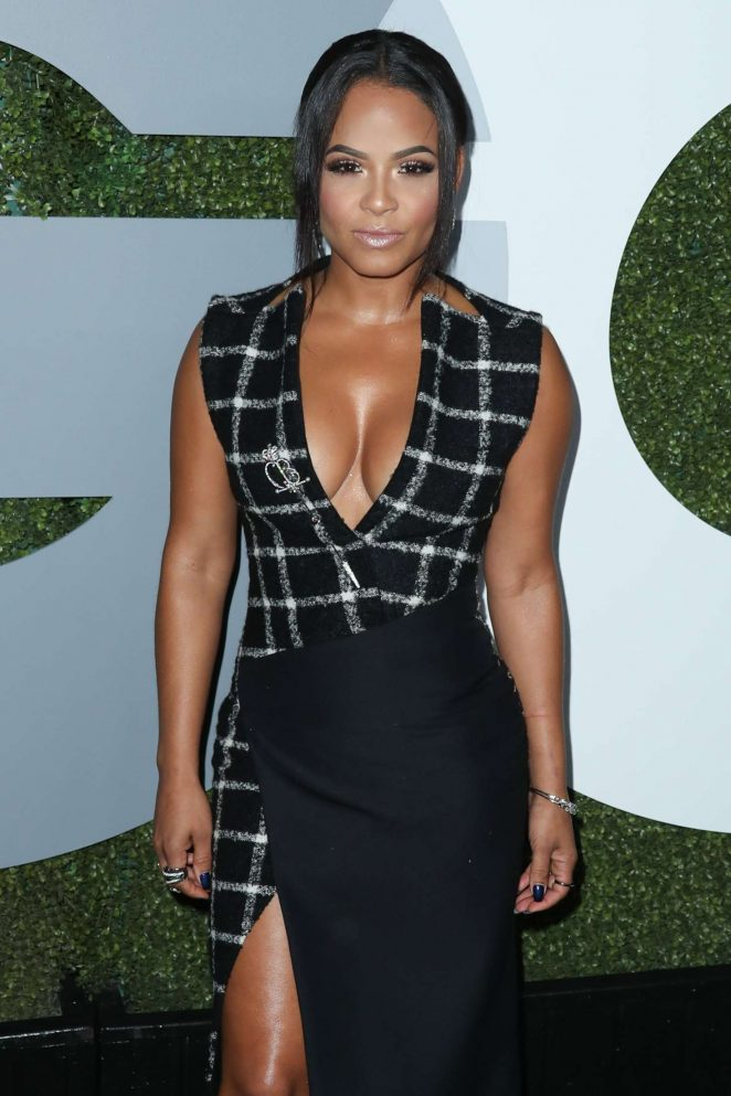 Christina Milian - GQ Men of The Year Awards 2016 in LA