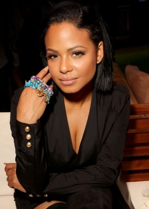 Christina Milian - Gran Centenario Tequila Angels On Earth Event in West Hollywood