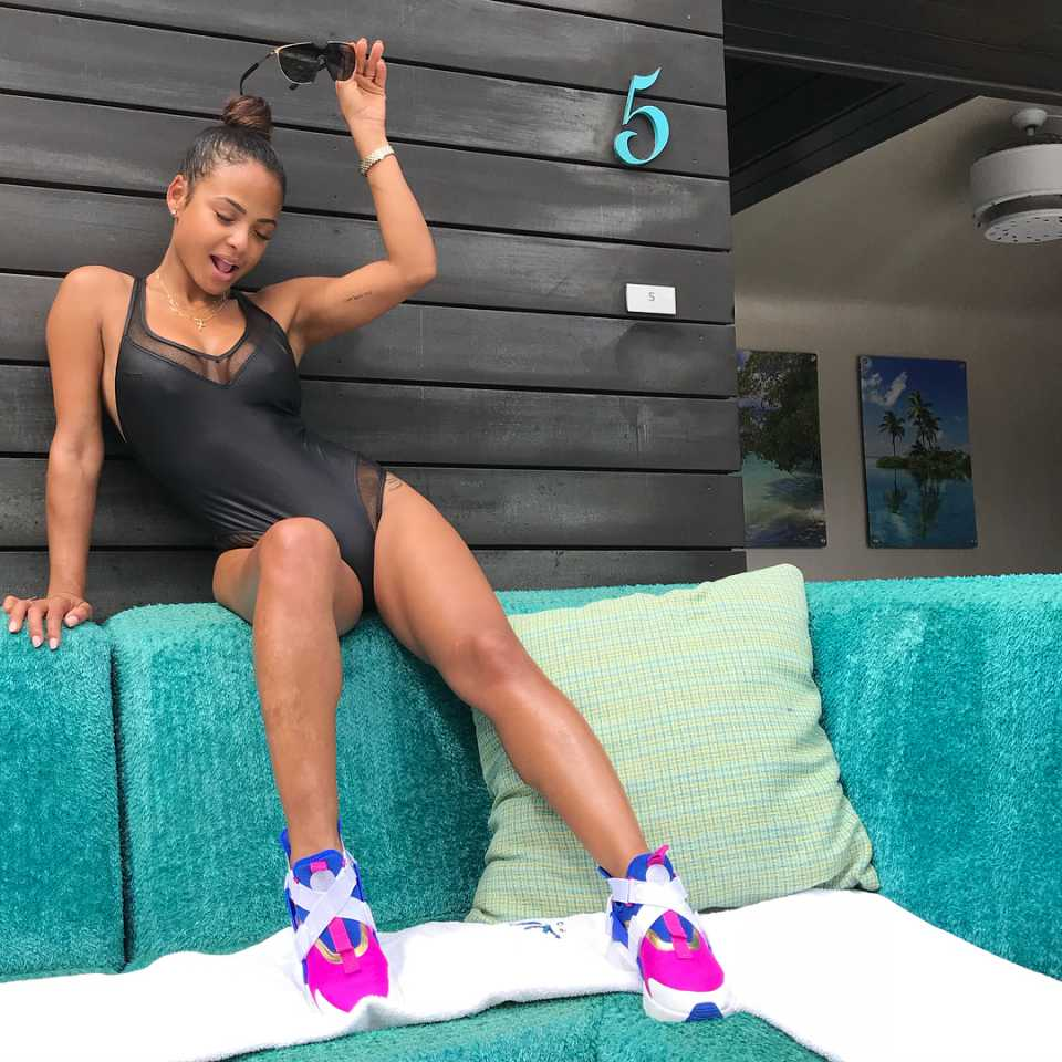 Christina Milian 2020 : Christina Milian – Instagram and social media-55