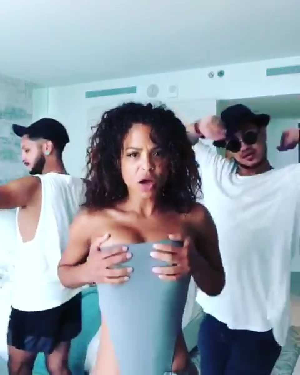 Christina Milian 2020 : Christina Milian – Instagram and social media-56