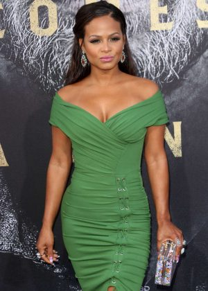 Christina Milian - 'King Arthur: Legend Of The Sword' Premiere in Hollywood