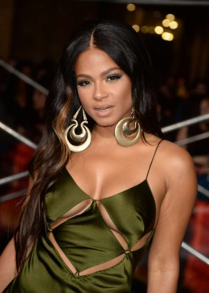 Christina Milian - 'Kong: Skull Island' Premiere in Hollywood