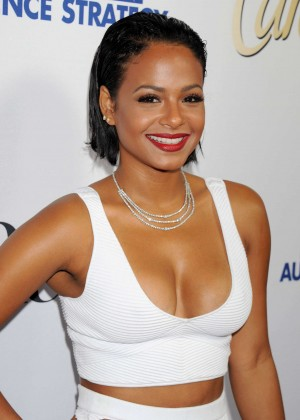 Christina Milian - Latina Media Ventures Hosts Latina Hot List Party in West Hollywood