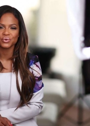 Christina Milian: Latina Mexico 2015 (Behind the Scenes) -05