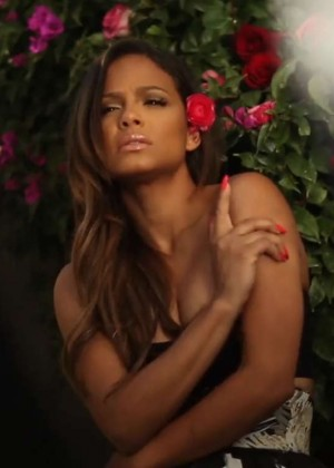 Christina Milian: Latina Mexico 2015 (Behind the Scenes) -09