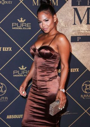 Christina Milian - Maxim Hot 100 event in Hollywood
