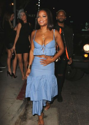 Christina Milian - Nylon Young Hollywood May Issue Event in LA