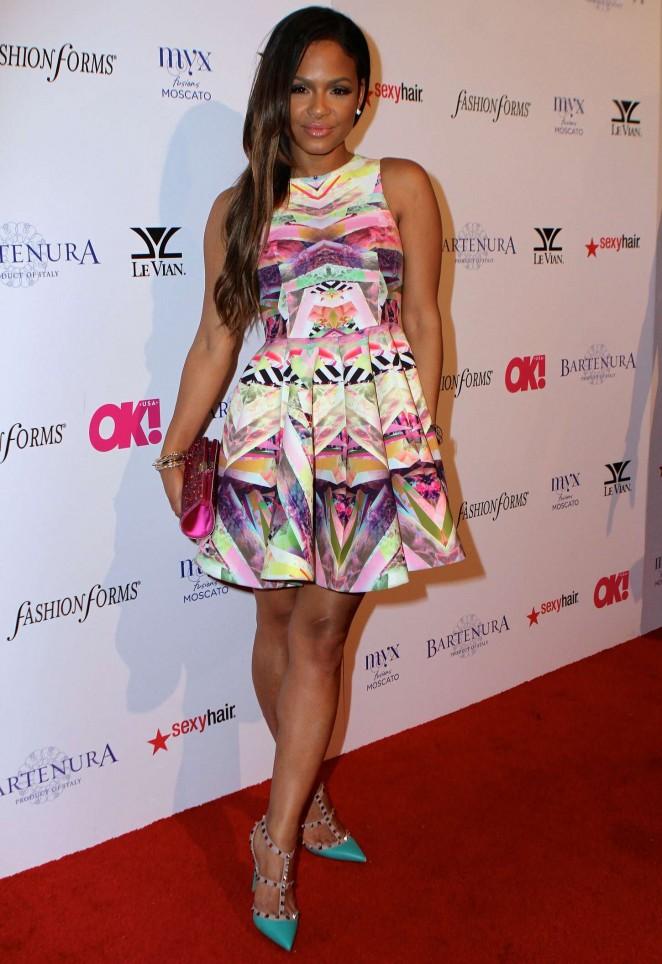 Christina Milian - 2015 OK! Magazine's Pre-Oscar Party in Hollywood