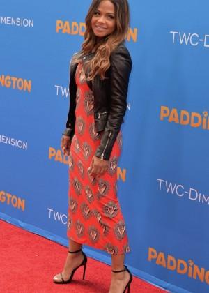 "Christina Milian - ""Paddington"" Premiere in Hollywood"