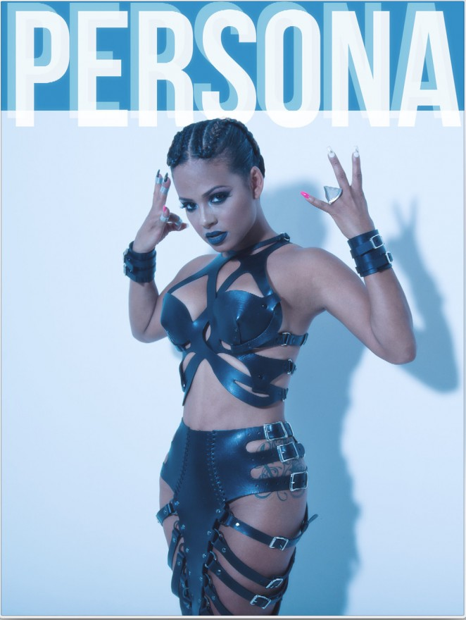 Christina Milian - Persona Magazine (March 2015)