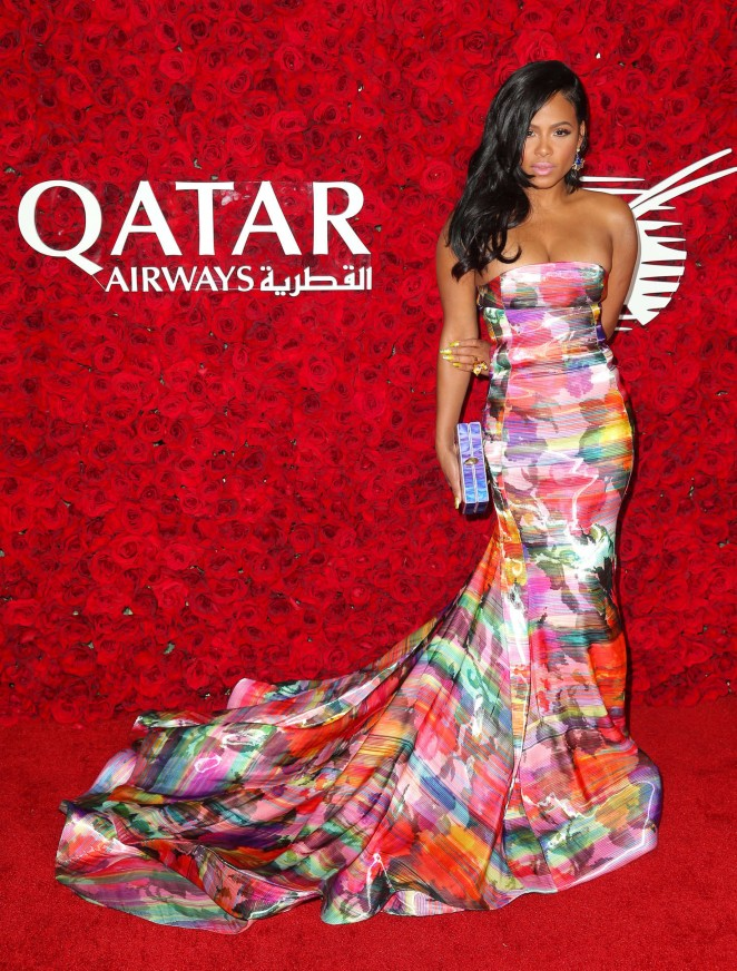 Christina Milian: Qatar Airways Los Angeles Gala 2016 -03