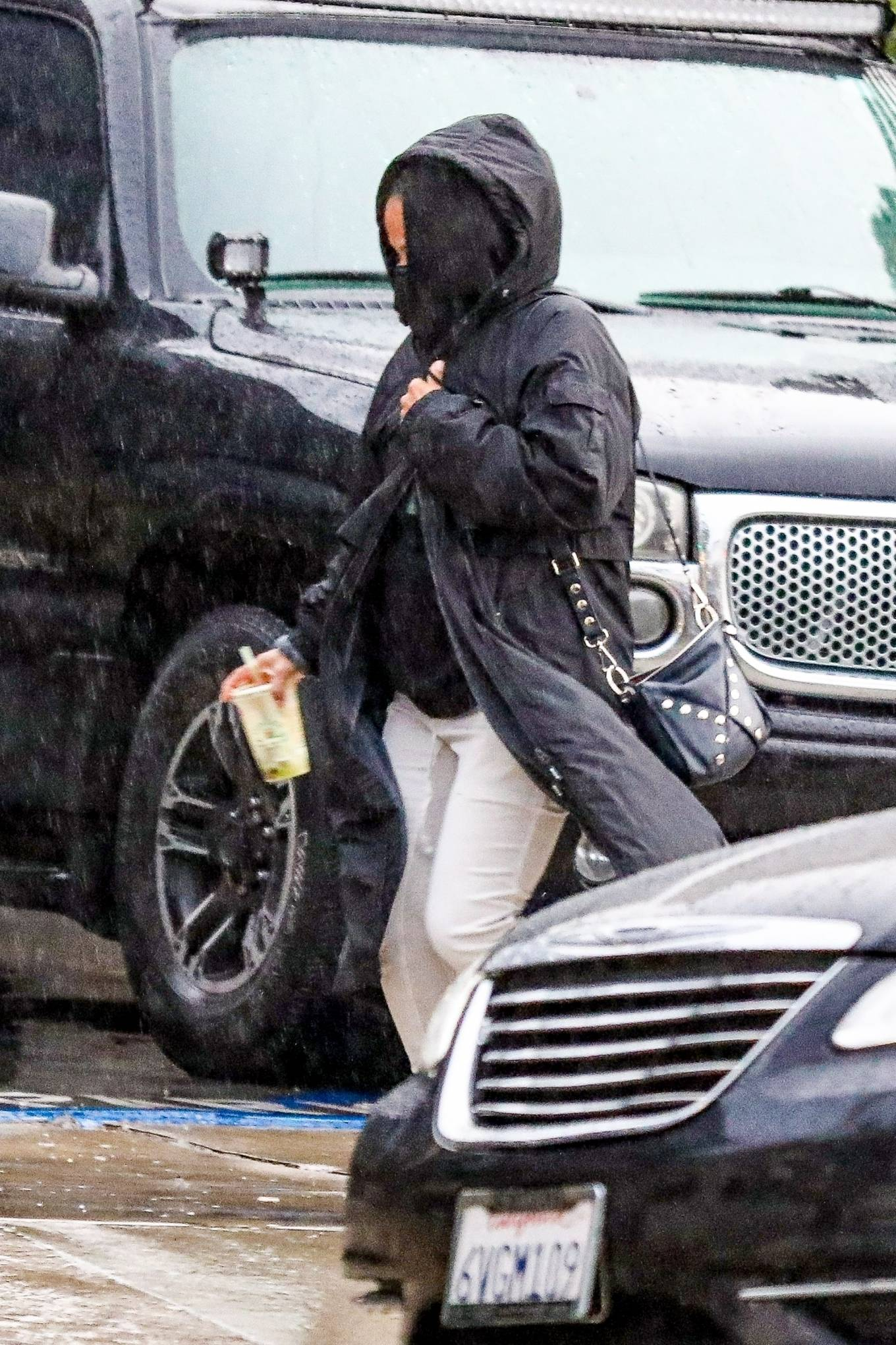 Christina Milian - Shopping candids in West Hollywood