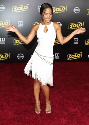 Christina Milian - 'Solo: A Star Wars Story' Premiere in Los Angeles