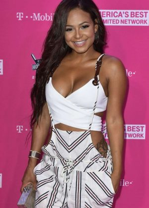 Christina Milian - T-mobile Presents Derby After Dark in Miami