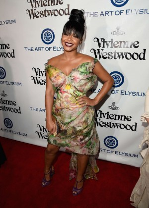 Christina Milian - The Art of Elysium 2016 HEAVEN Gala in Culver City
