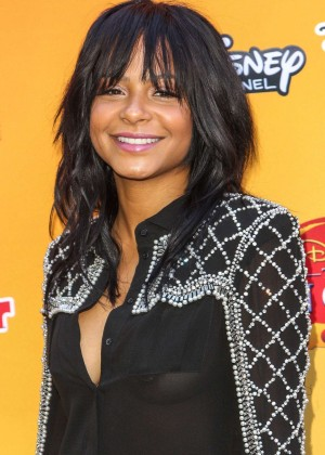 Christina Milian - 'The Lion Guard: Return Of The Roar' Premiere in Burbank