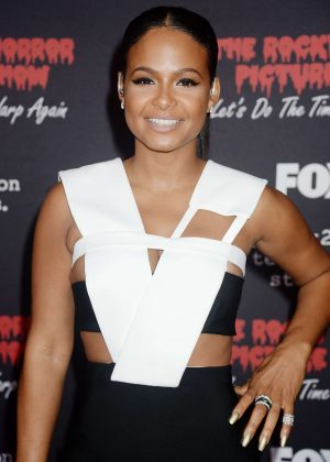 Christina Milian - 'The Rocky Horror Picture Show: Let's Do the Time Warp Again' Premiere in LA