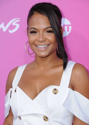 Christina Milian - TNT's 'Claws' Premiere in Los Angeles
