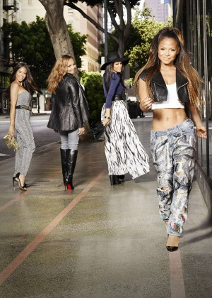 Christina Milian - Turned Up Promos 2015