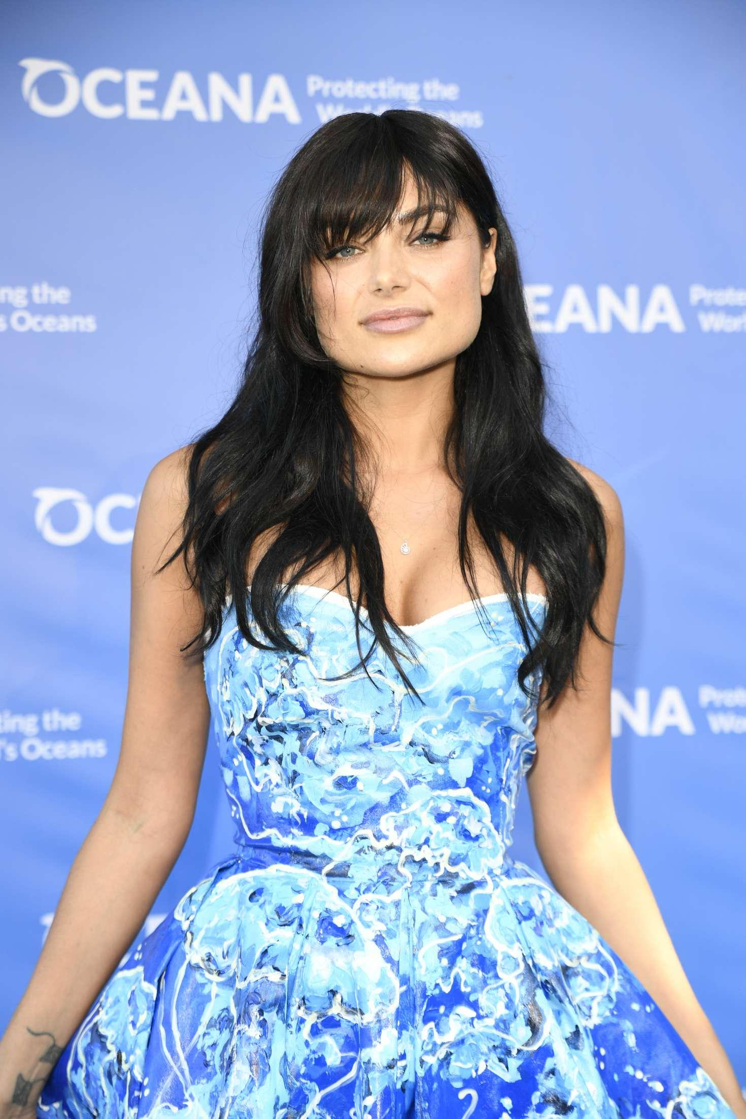 Christina Ochoa - Oceana SeaChange Summer Party in Los Angeles Megan Fox New