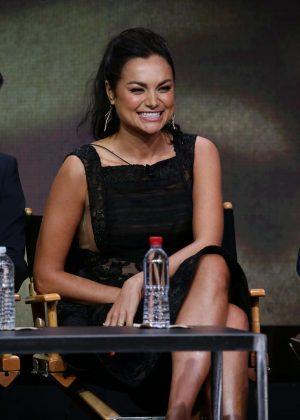 Christina Ochoa - 'Valor' TV Show Panel at 2017 TCA Summer Press Tour in LA