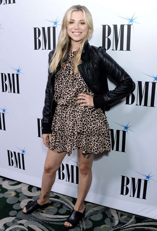 Christina Perri - 67th Annual Bmi Pop Awards in Beverly Hills
