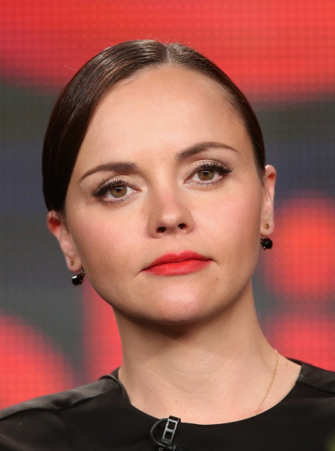 Christina Ricci - 2015 Winter TCA