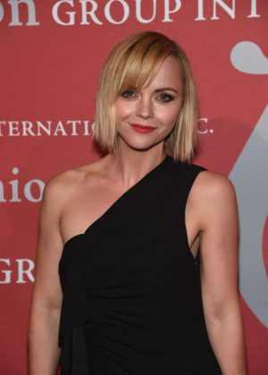 Christina Ricci - 2016 Fashion Group International Night Of Stars Gala in NYC