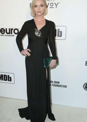 Christina Ricci - 2019 Elton John AIDS Foundation Academy Awards Viewing Party in LA