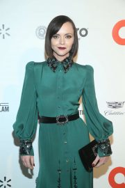 Christina Ricci - 2020 Elton John AIDS Foundation Oscar Viewing Party in LA