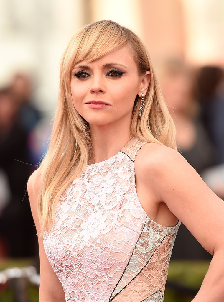 Christina Ricci - 2016 SAG Awards in Los Angeles Christina Ricci