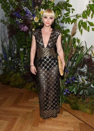 Christina Ricci - Museum of Arts and Design's Gala in New York
