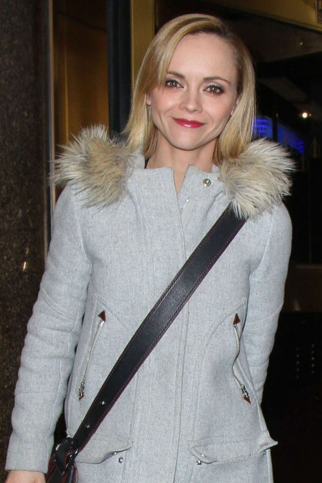 Christina Ricci promotes new television series Z: The Beginning of Everything -02