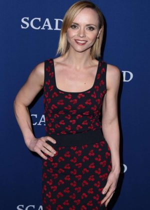 Christina Ricci - SCAD Presents aTVfest 2017 for 'Z: The Beginning Of Everything' in Atlanta