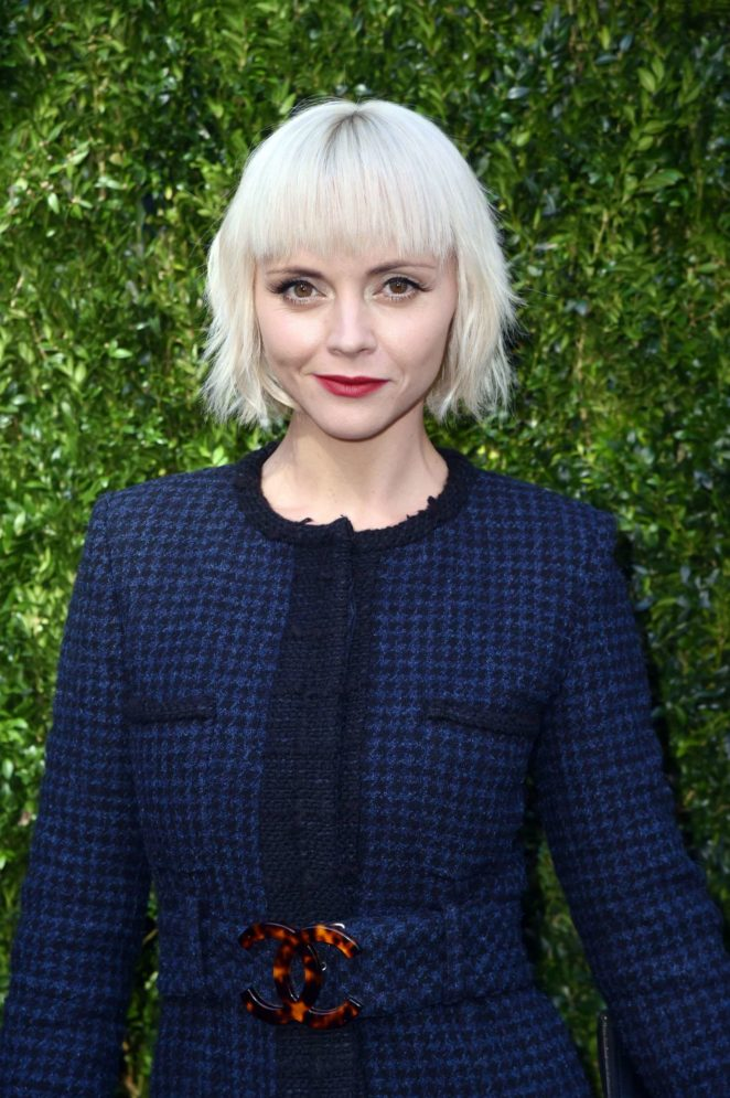 Christina Ricci - The Tribeca Chanel Women's Filmmaker Program Luncheon in NYC