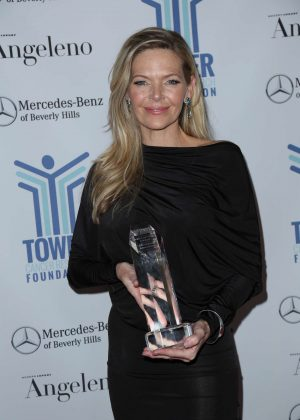 Christina Simpkins - Tower Cancer Research Foundation's Tower Of Hope Gala in LA